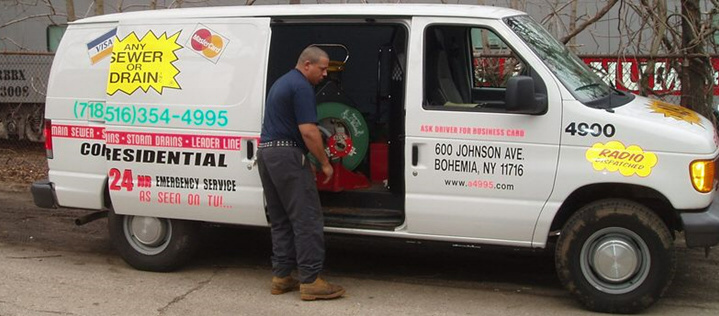 Sewer Clog Cleaning Service 49   95 Queens, Brooklyn, Bronx